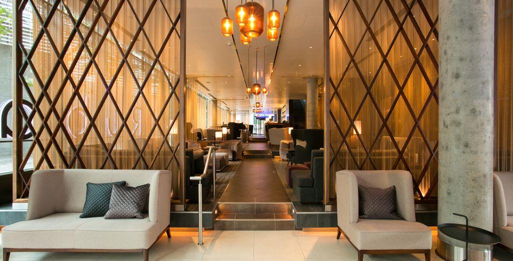 Durante il vostro soggiorno alloggerete al Doubletree By Hilton Islington 4*