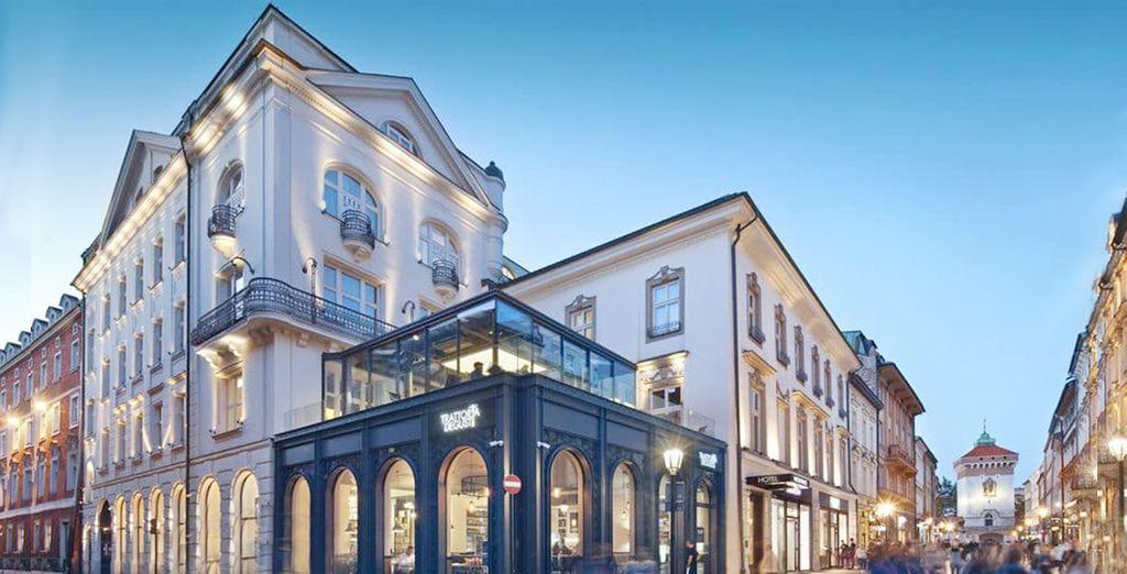 Hotel Unicus Palace 5*