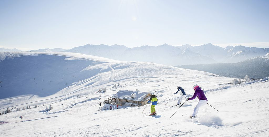 Regalatevi una vacanza sulla neve