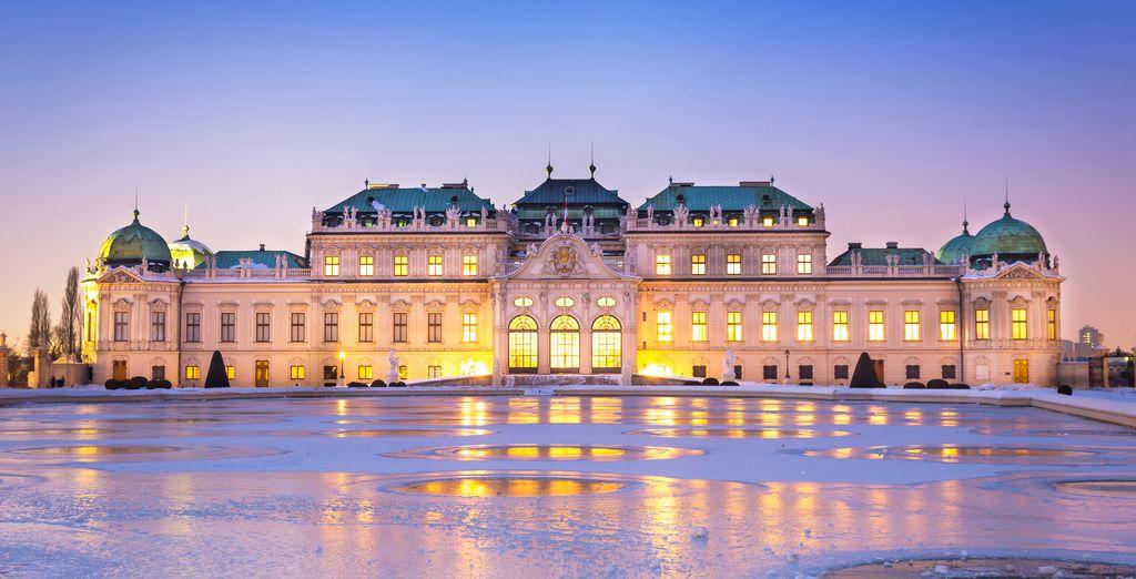 Partite per uno splendido soggiorno a Vienna