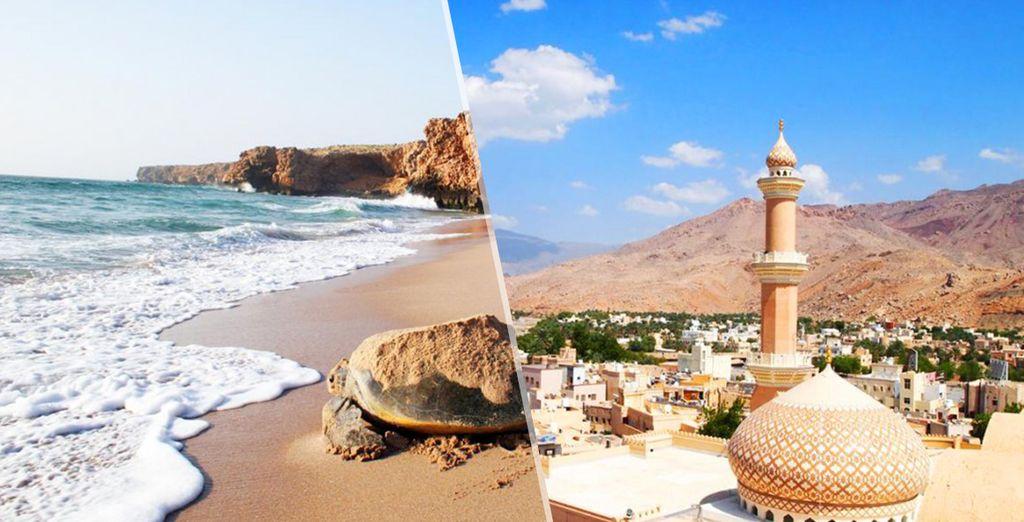 Tour dell\'Oman Voyage Privé : fino a -70%