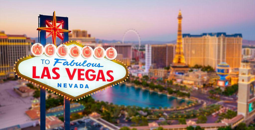 Partite per un viaggio unico alla scoperta di Las Vegas e New York