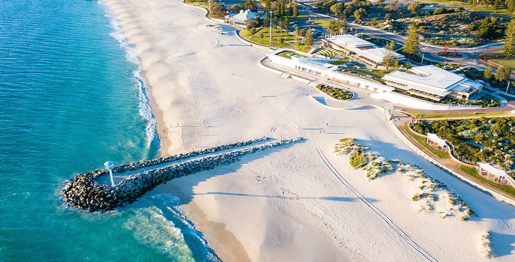 Fotografia di belle spiagge in Australia