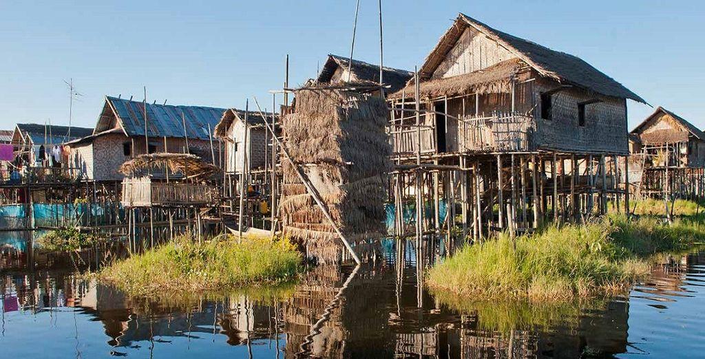 Conoscerete una delle zone più incontaminate di tutta l'Asia