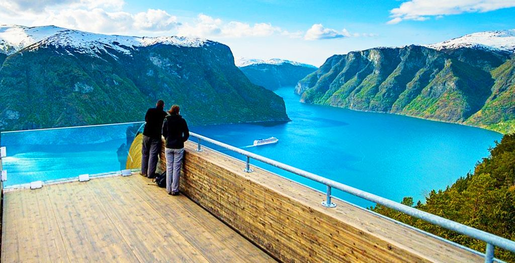 Bergen e i suoi fiordi