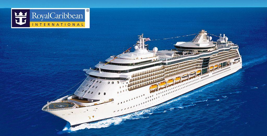 Partite per un incredibile viaggio a bordo della nave Serenade of the Seas e decidete se scoprire Scandinavia e Russia o navigare tra i Fiordi