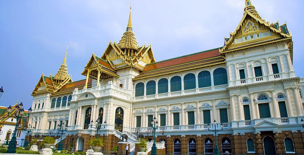 Visiterete il Palazzo Reale, un grande capolavoro architettonico