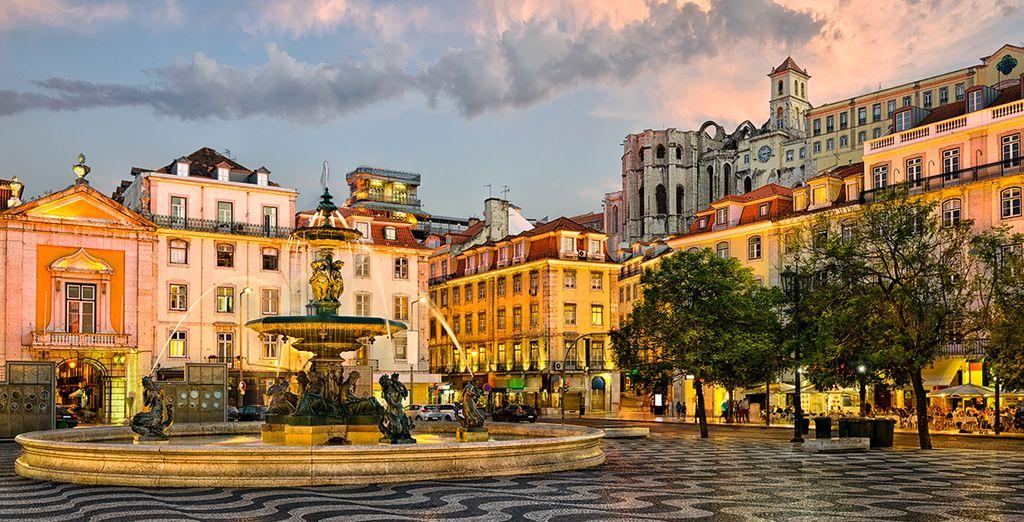 Fotografia della città di Porto