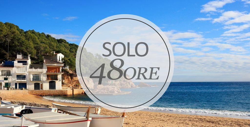 Regalatevi un soggiorno nella splendida Costa Brava
