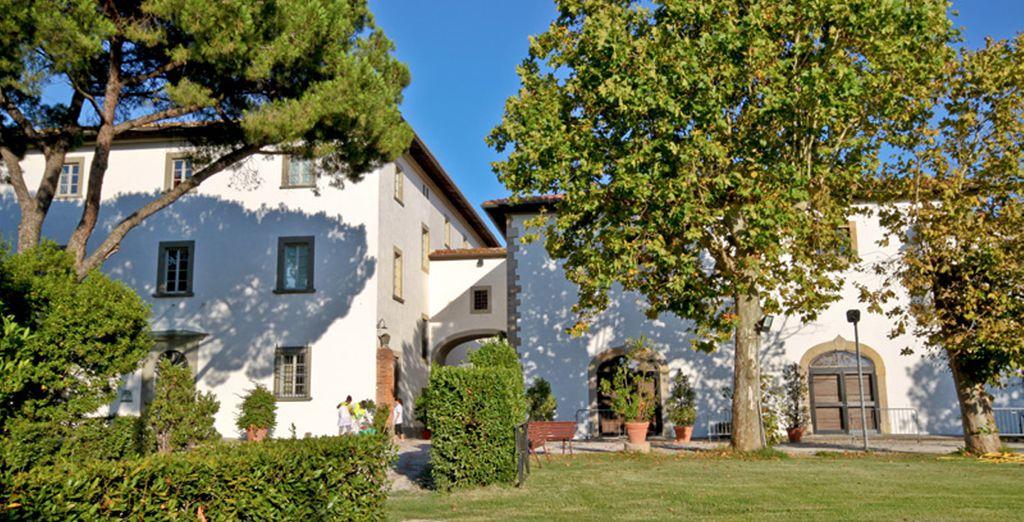 Hotel Residenza del Granduca 4*