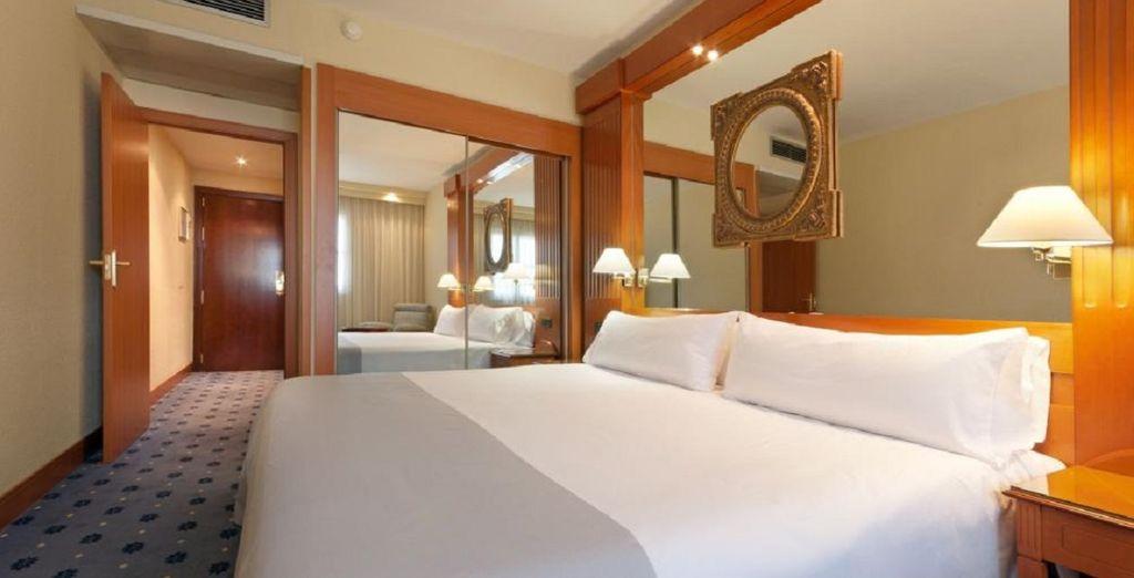 le vostre camere Standard dotate di ogni comfort