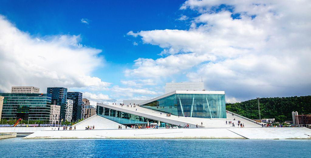 Partite per il Nord, Oslo e i suoi cieli faranno da sfondo al vostro prossimo viaggio