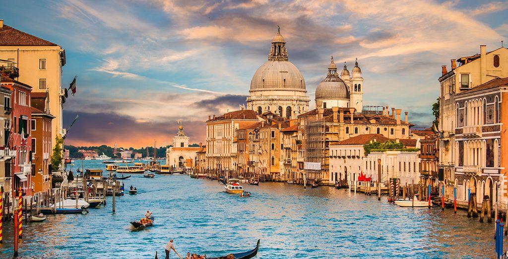 Deze romantische stad
