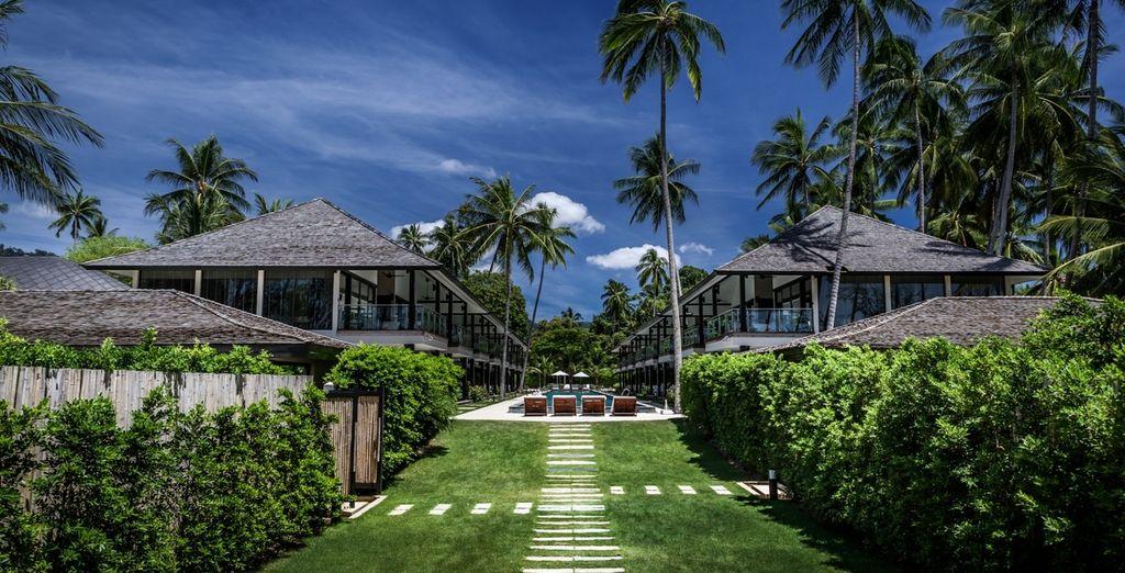 In het Nikki Beach Resort 5*