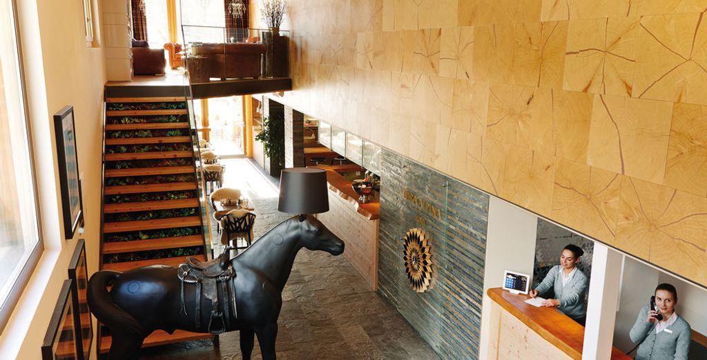 Trek naar St. Moritz en het 4* Nira Alpina Hotel