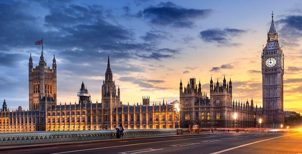 Ontdek de iconische architectuur van de hoofdstad