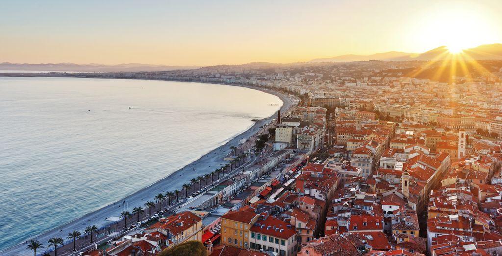 Een vakantie aan de Côte d'Azur