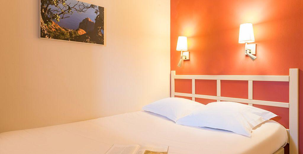 Een heerlijke nachtrust in uw kamer
