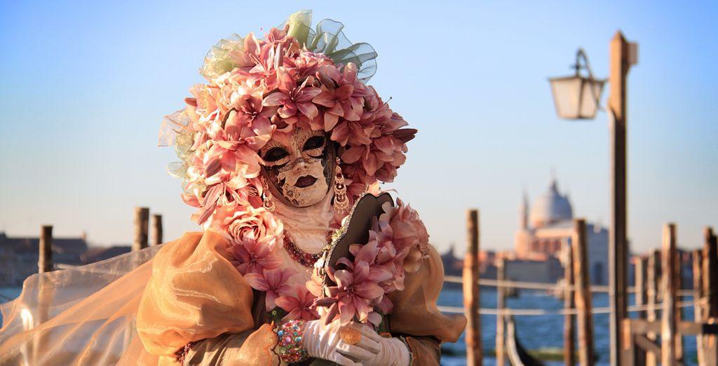 Op naar Venetië!
