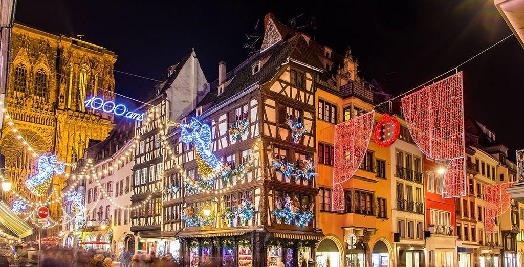 Ontdek de werledberoemde kerstmarkt van Straatsburg