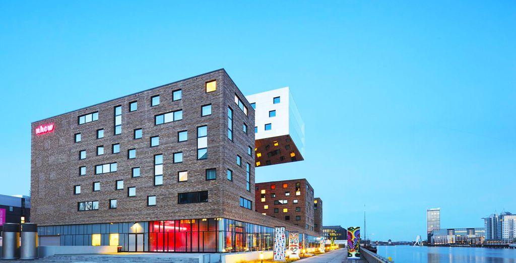 Een hotel met een uniek concept