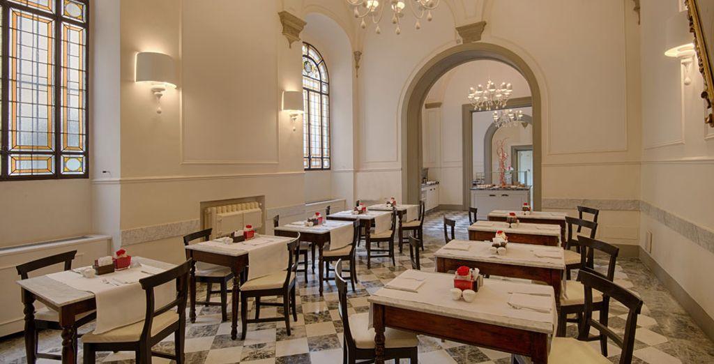 En dineer in het prachtige restaurant The Truffle Experience