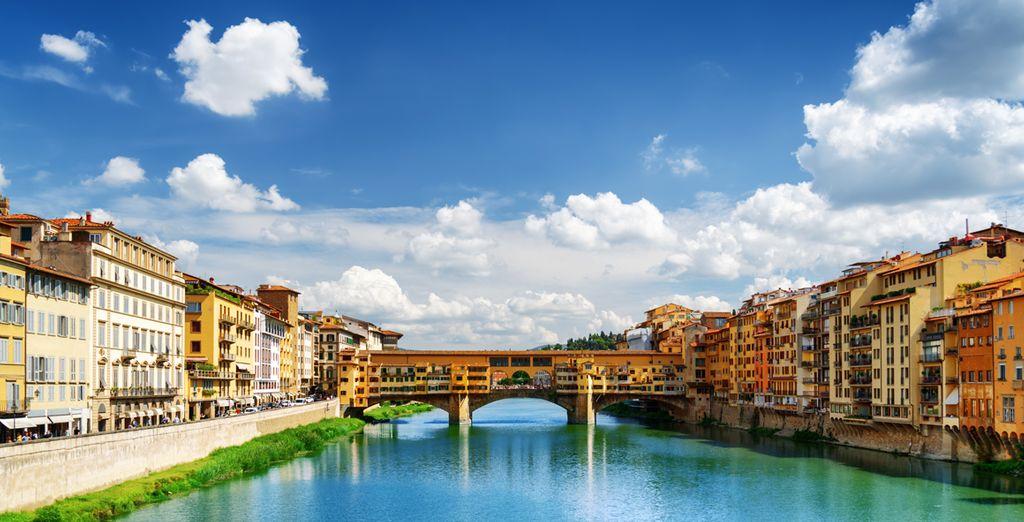 Florence wacht op u...