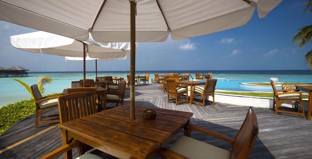 Het Filitheyo Island Resort is de plek van uw dromen