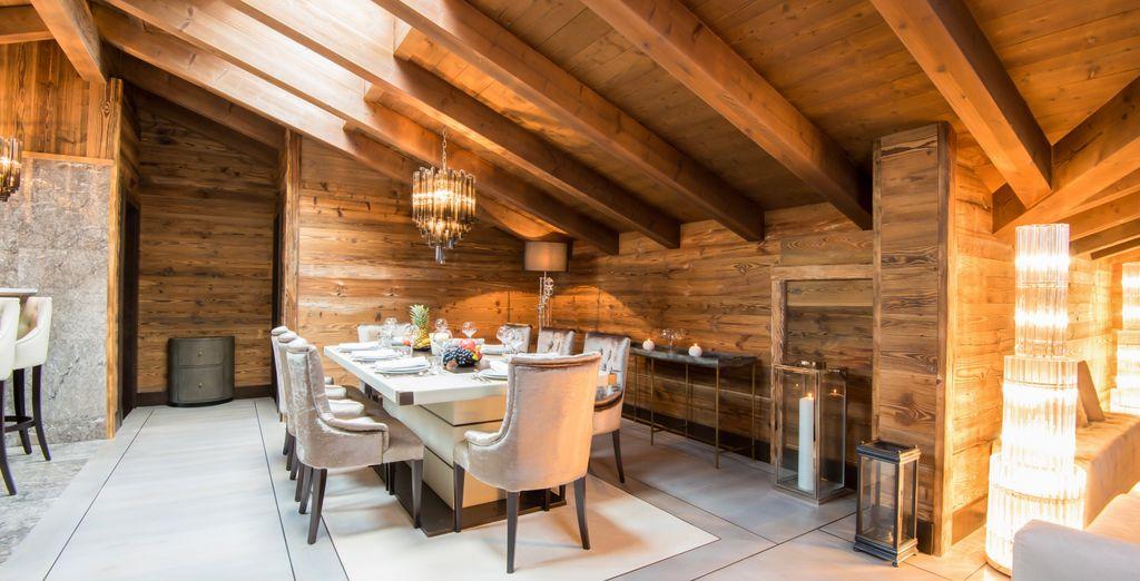 260 m² hedendaags design uit de Alpen