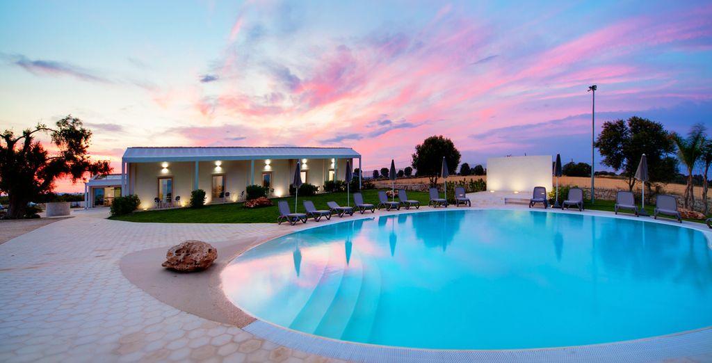 Het Addauro Resort verwelkomt u