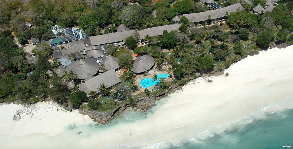 Verblijf aan het einde van uw reis bij 4* Baobab Beach Resort
