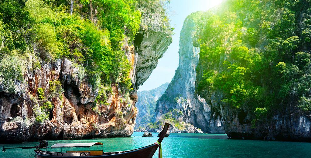 Veel plezier in Thailand!