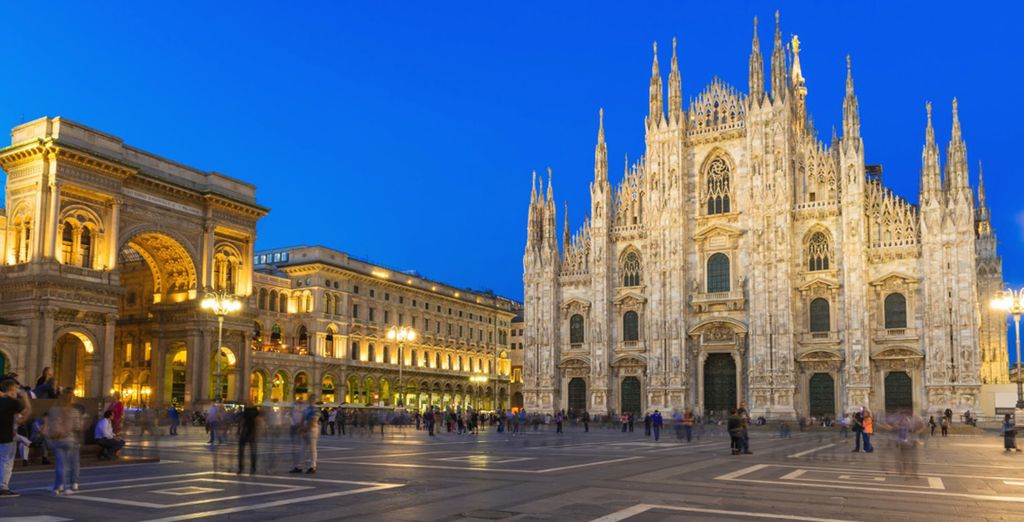 Ontdek Milaan, een van de meest fascinerende en belangrijkste steden ter wereld.
