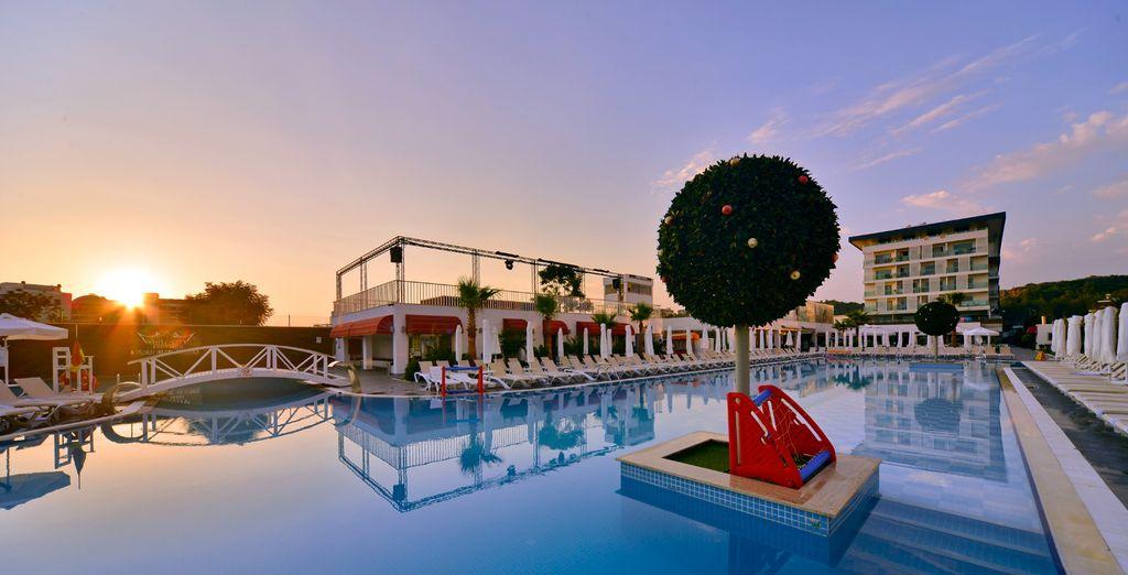 Welkom in de omgeving van Antalya