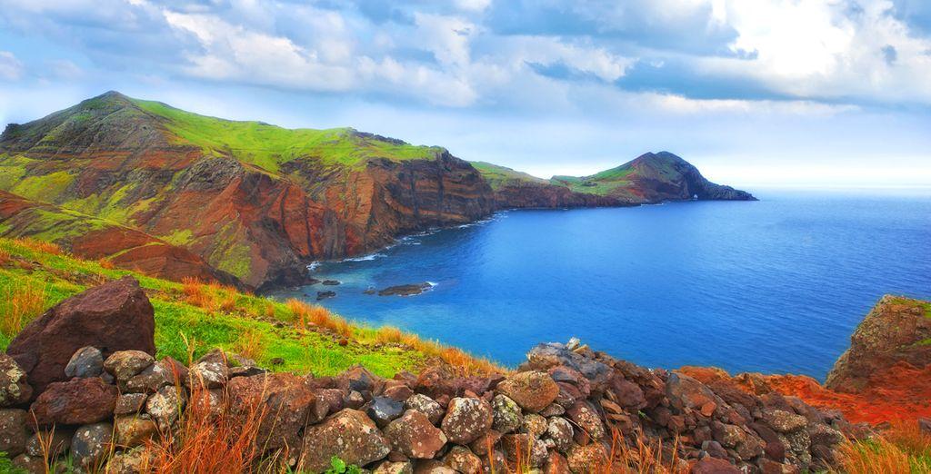 Ontdek de landschappen van Madeira