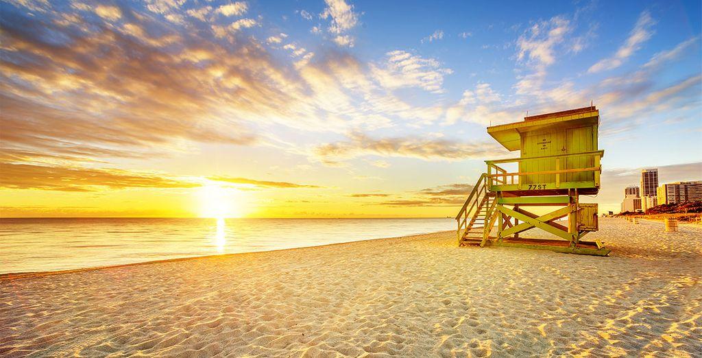 Voor een verblijf aan South Beach in Miami