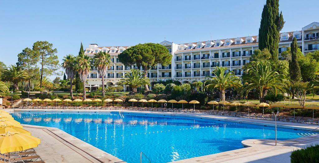 Welkom in het Penina Hotel & Golf Resort 5*