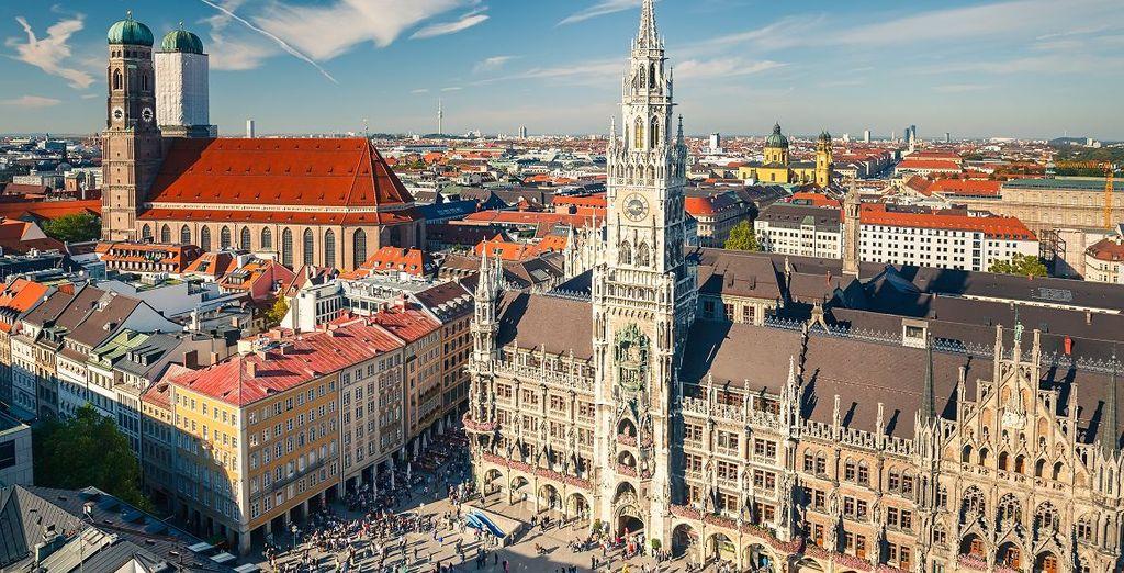 Welkom in de Beierse hoofdstad!