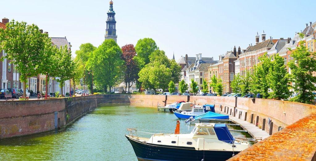 Ga een middagje op bezoek in het charmante Middelburg