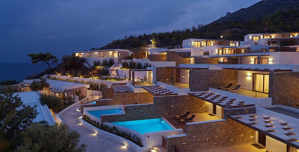Het Wyndham Loutraki Poseidon Resort heet u welkom