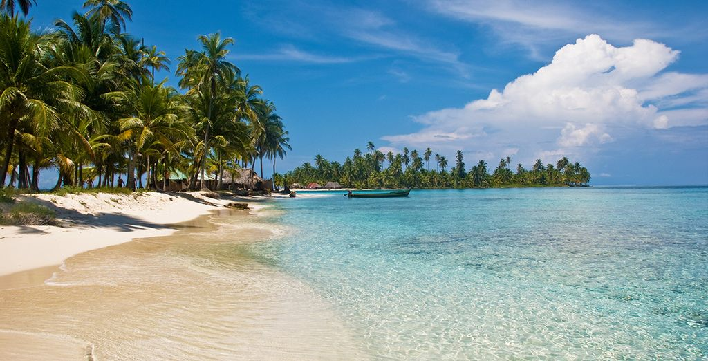 De adembenemende stranden nodigen u uit