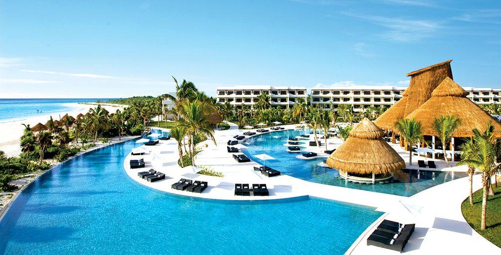 Reis dan mee naar Hotel Secrets Maroma Beach Riviera Cancun !