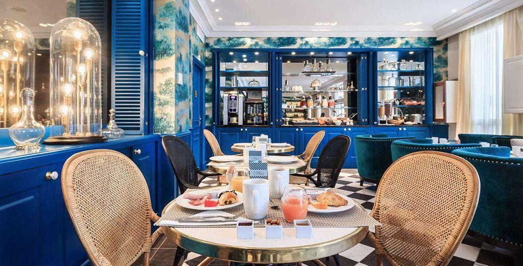 Een dagverse Frans ontbijt