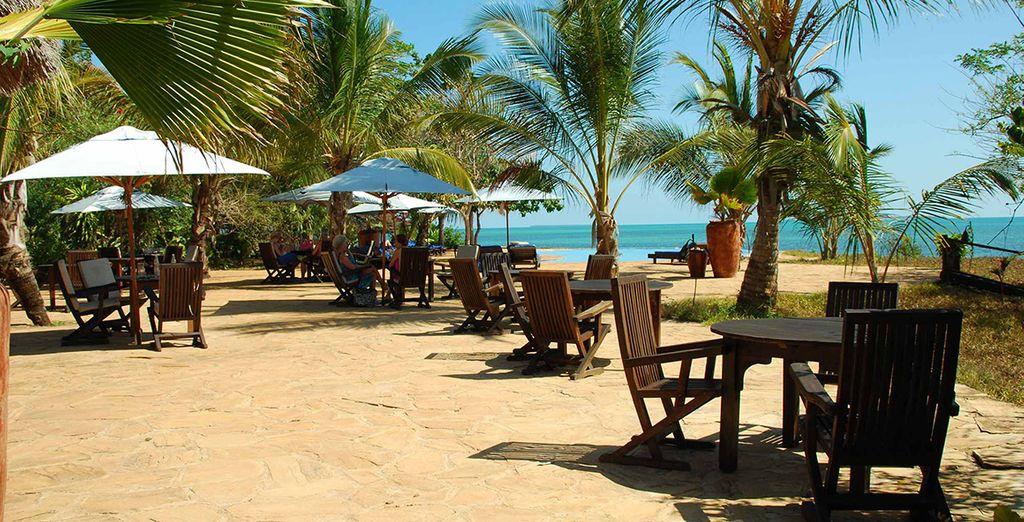 Een van de meest afgelegen stranden van het eiland