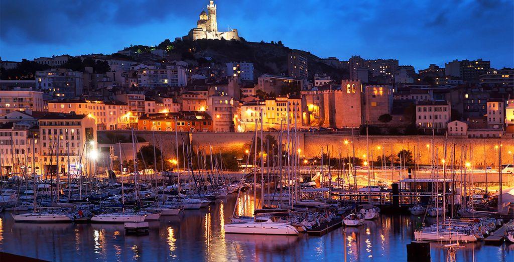 Fijn verblijf in Marseille!