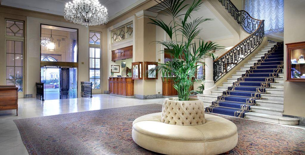 Uw elegante 4* hotel