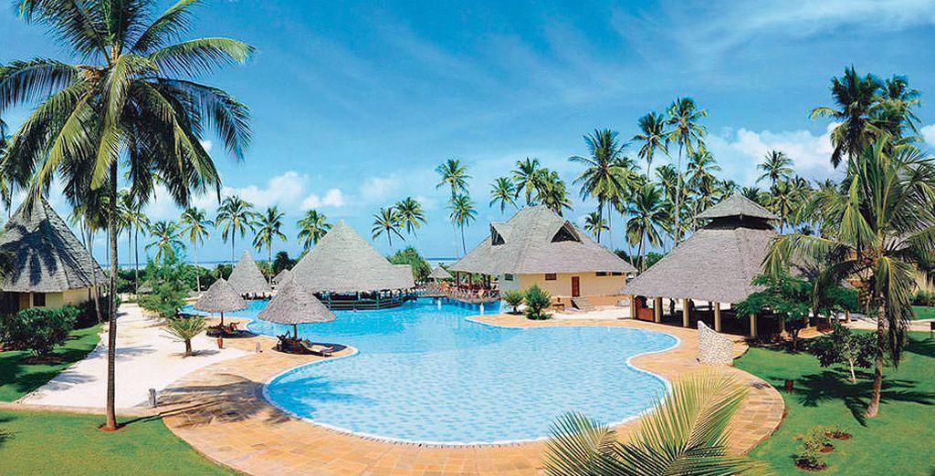 Welkom in Neptune Village Beach Resort & Spa 4*