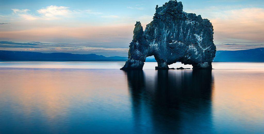Dit unieke eiland zal u verbazen...