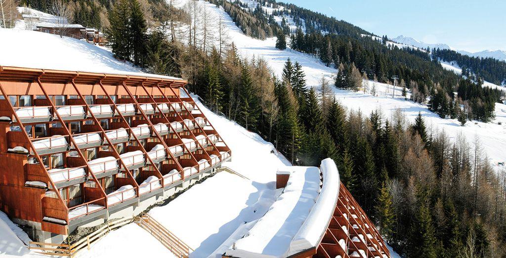 Een fantastische accommodatie voor uw skivakantie