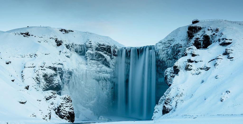 Betoverende watervallen